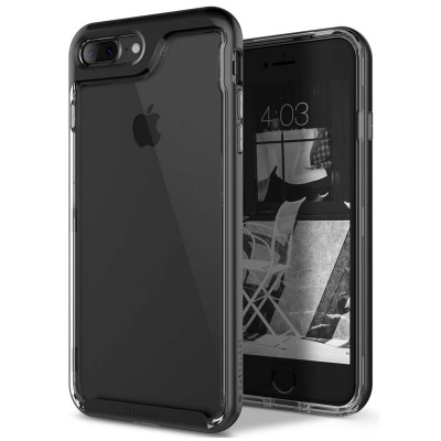 iPhone 7/8 Plus Caseology Skyfall Series Case - Matte Black