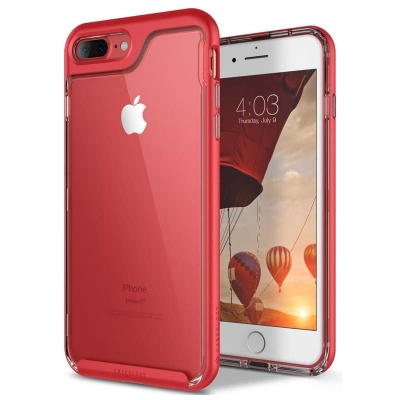 iPhone 7/8 Plus Caseology Skyfall Series Case - Red
