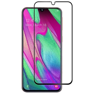 Samsung Galaxy A40 3D Tempered Glass Screen Protector