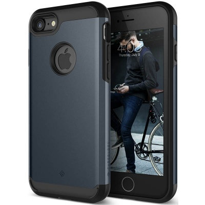 iPhone SE (2nd Gen) and iPhone 7/8 Case Caseology Legion Series- DeepBlue