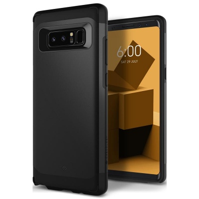 Samsung Galaxy Note 8 Caseology Legion Series Case - Charcoal Gray