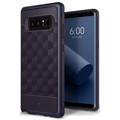 Samsung Galaxy Note 8 Caseology Parallax Series Case - Orchid Gray