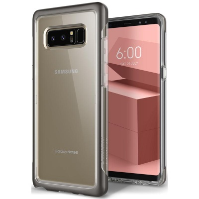 Samsung Galaxy Note 8 Caseology Skyfall Series Case - Warm Gray