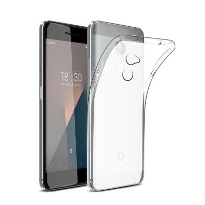 Vodafone Smart N8 Silicon Case Clear