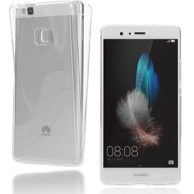 Huawei P9 Lite Jelly Clear Case