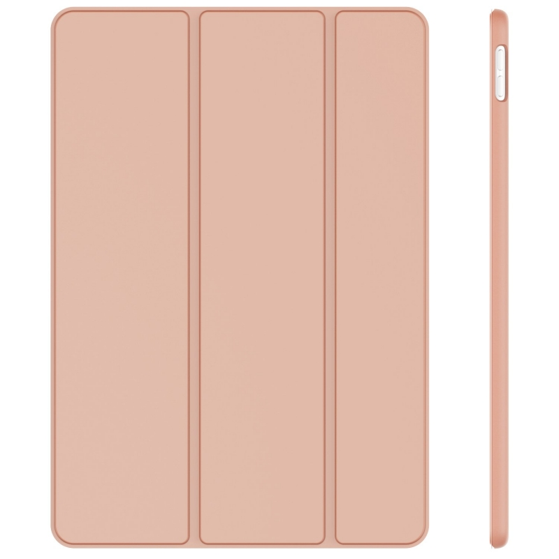 iPad 10.2 Inch 2019 Smart Case Cover |Rosegold