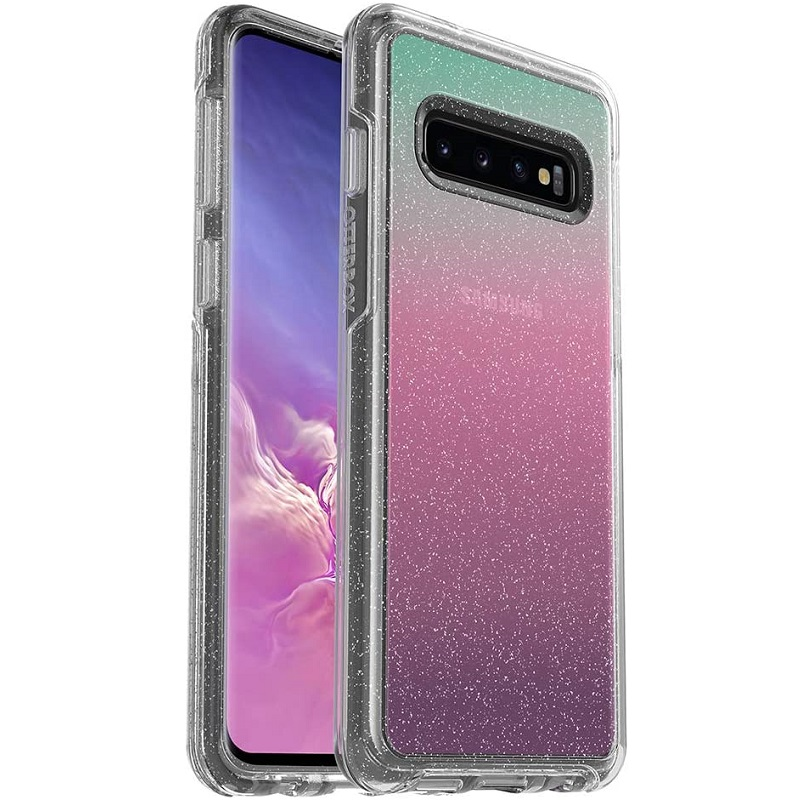 Samsung Galaxy S10 OtterBox Symmetry Series Case Gradient Energy