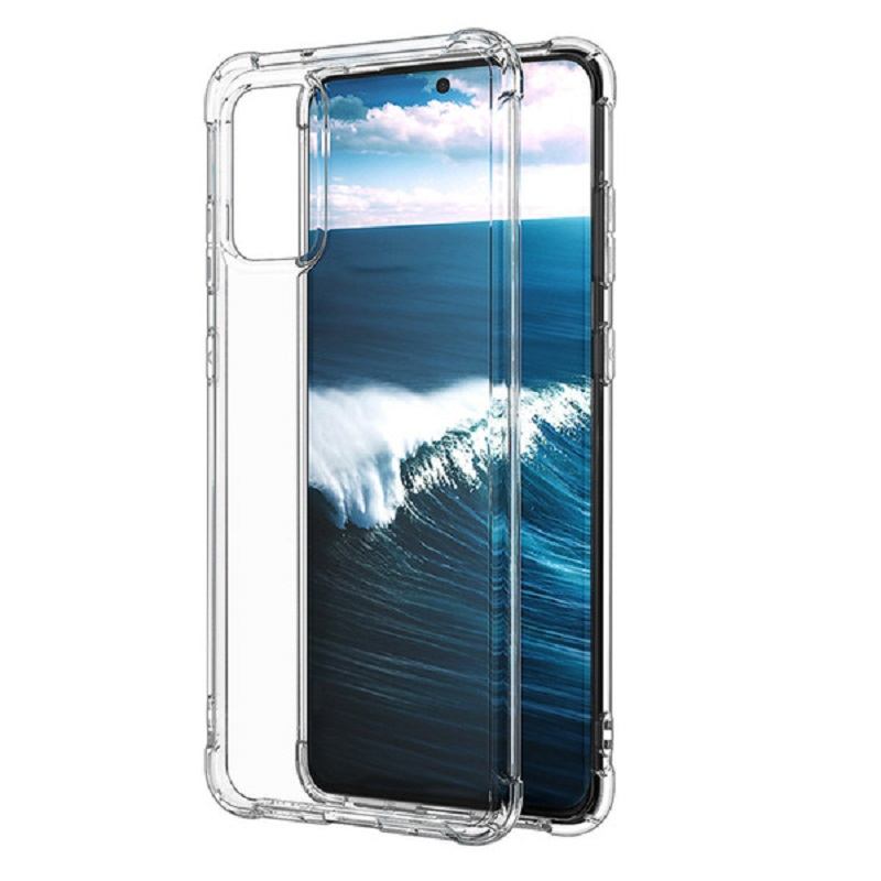 Samsung Galaxy S20 Plus Super Protect Anti Knock Clear Case