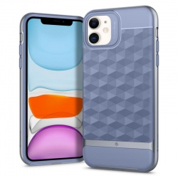 iPhone 11 Case Caseology  Parallax Series Case - Silver