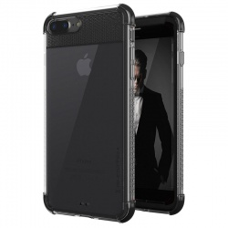 iPhone 8/7 Plus Ghostek Covert 2 Series Cover Black