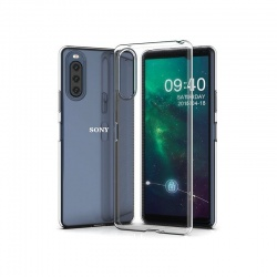 Sony xperia 10 II Silicon Clear