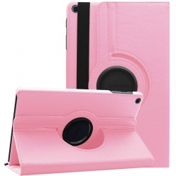 Samsung Galaxy Tab A8.0 SM T290 Rotating Case 360 Baby Pink