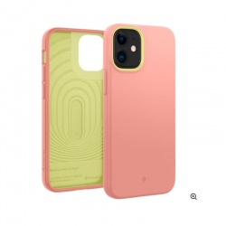 iPhone 12 / 12 Pro Nano Pop Case Peach Pink | Caseology