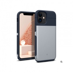 iPhone 12 / 12 Pro Legion Stone Case Navy | Caseology