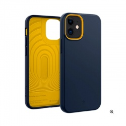iPhone 12 / 12 Pro Nano Pop Case Blueberry Navy | Caseology