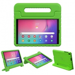Samsung Galaxy Tab A Case 10.1(2019) SM-T510 Case for Kids Cover with Stand Green