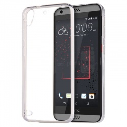 HTC 530 Silicon Case Clear