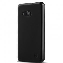 Nokia Lumia 550 Silicon Case Black