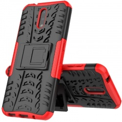Nokie 2.3 Tyre Defender Case Red