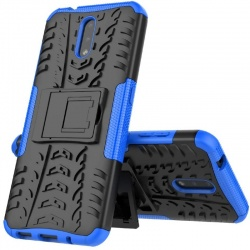 Nokie 2.3 Tyre Defender Case Blue
