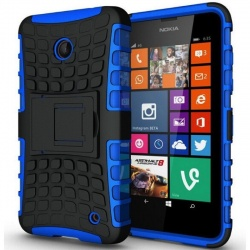 Nokia Lumia 630 Tyre Defender Blue