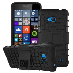 Nokia Lumia 640 Tyre Defender Black