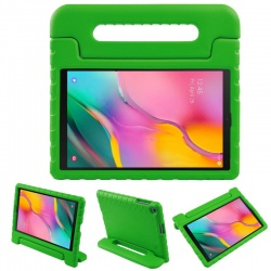 SAMSUNG TAB A 8.0 (2019) SM-T290 Kids with Carry Handle | Green