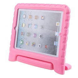 iPad Mini 1/2/3/4/5 Case for Kids Shockproof Cover with Handle |BabyPink