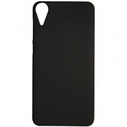 HTC 825 Silicon Case Black