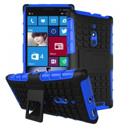 Nokia Lumia 830 Tyre Defender Blue