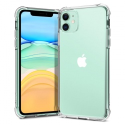 iPhone 11 Caseology Solid Flex Crystal Cover Clear