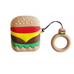 Airpods case Burger -Benjamins