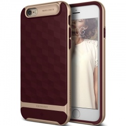 iPhone 6/6S Caseology Parallax Burgundy