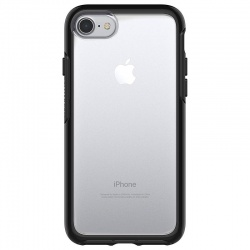 iPhone 7 / iPhone 8 Case OtterBox Symmetry Series- Clear Case Black