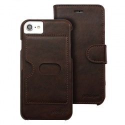 iPhone 7 / iPhone 8 Case Prodigee Wallegee- Brown