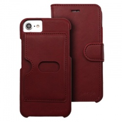 iPhone 7 / iPhone 8 Case Prodigee Wallegee- Red