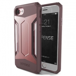 iPhone 7 / iPhone 8 Case X-Doria Defence Gear- RoseGold