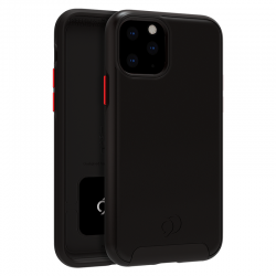 iPhone 11 / Xr Nimbus Cirrus2 case Black