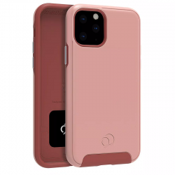 iPhone 11 / Xr Nimbus Cirrus2 Case Rosegold