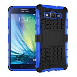 Samsung Galaxy A3(2015) Tyre Defender Blue