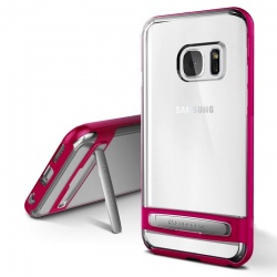 Samsung Galaxy S7 Goospery Dream Bumper Case HotPink