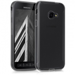 Samsung Galaxy Xcover 4  Silicon Clear Case