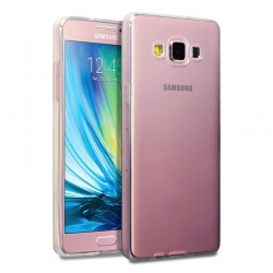 Samsung Galaxy A3(2015)  Silicon Clear Case