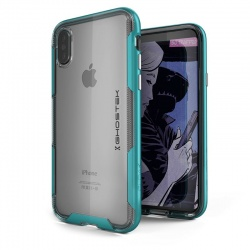 iPhone X Case Ghostek Cloak 3 Series Case Teal