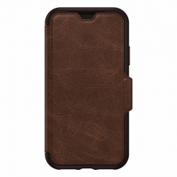 iPhone X OtterBox Strada Series  Case Brown
