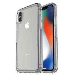 iPhone X Case OtterBox Symmetry Series  Case Clear