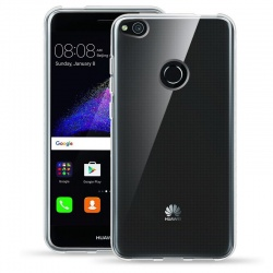 Huawei P8 Lite(2017)  Jelly Clear Case
