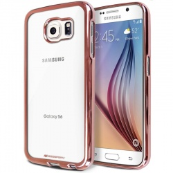 Samsung Galaxy S6 Ring2 Jelly RoseGold