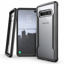 Samsung Galaxy S10 Case X-Doria Defense Shield Series- Black