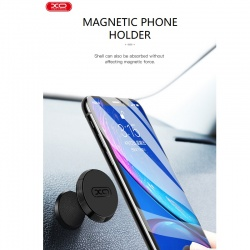 Magnetic Metal Car Dashboard Mount 360 Rotation | XO | C30A